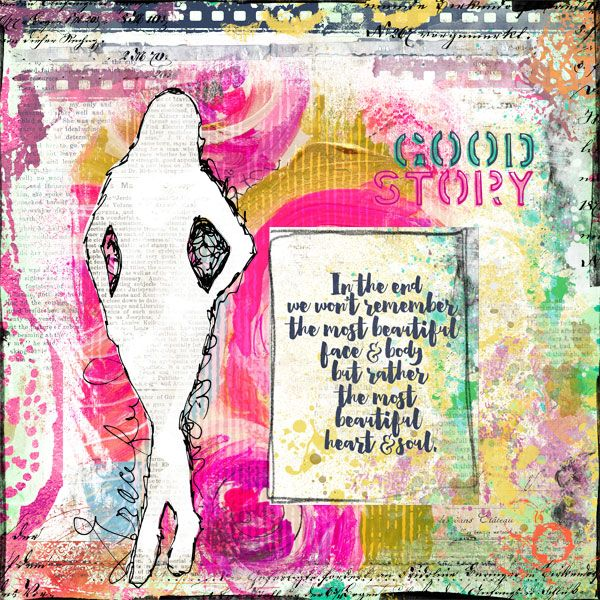 This gorgeous page by rarou47 is one of my six picks today at the GSO blog