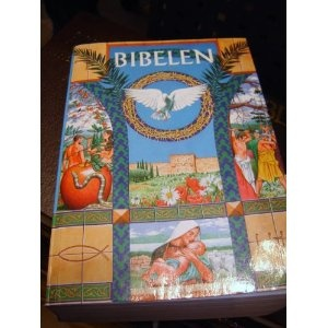 BIBELEN med informationssider om Bibelen og dens verden / Danish Bible modern translation with illustrations V060  $99.99