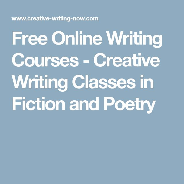 Online writing groups free