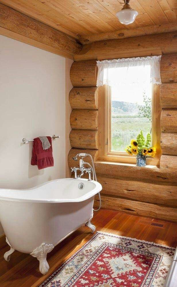 Log Cabins Then Now On Pinterest Stone Cabin Cabin And Logs