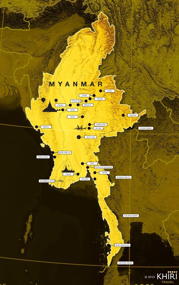 myanmar map lgjpg 19203063 24 best Geografia images on