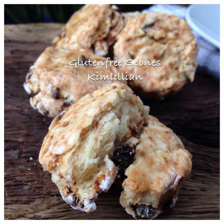 GLUTEN-FREE Scones | Gluten free menu | Pinterest
