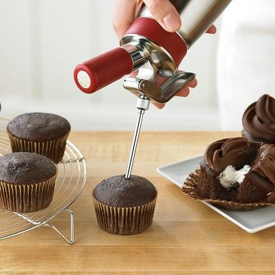 iSi Gourmet Whip Injectors #williamssonoma