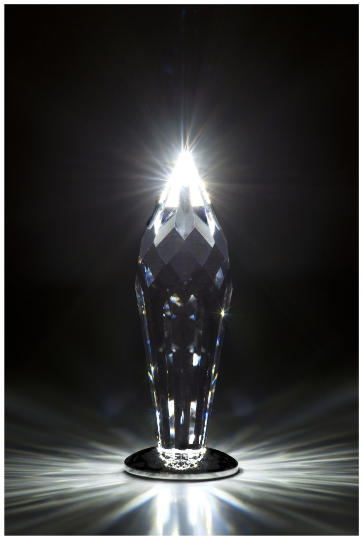 DROP 50 - LED crystal for starry sky. Made with SWAROVSKI ELEMENTS.