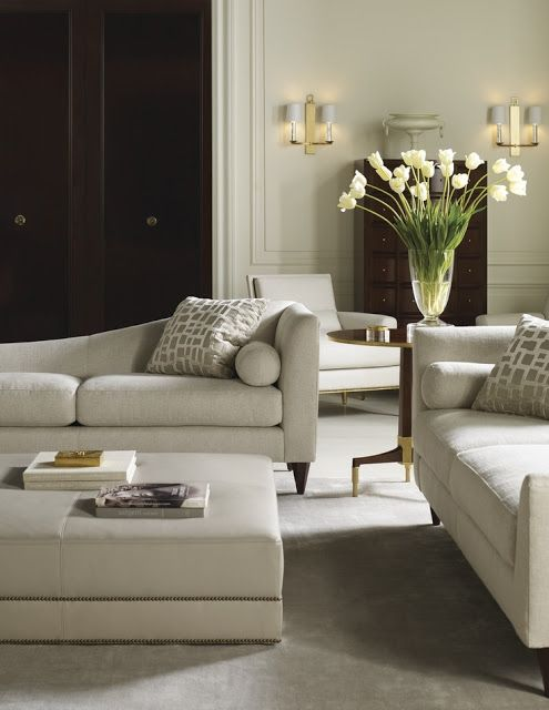 South Shore Decorating Blog: 75 Clean and Fresh White Rooms