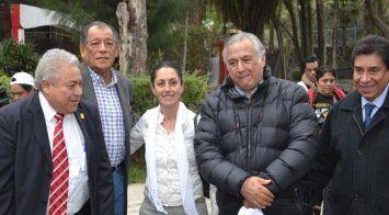 ENTREGA TITULAR DE SECTUR DF DIAGNÓSTICO TURÍSTICO DE LA DELEGACIÓN TLALPAN