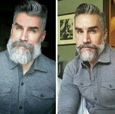 To Keep Gray Beard Styles Looks Good,Best Cool beards ideas ,gray beard styles black men,Gray Beard Styles,gray hair beard styles,Grey Beard Styles For Men,The Best Facial Hair Styles for Gray Hair,For Gentleman,http://www.themyhairstyles.com/gray-beard-styles.html