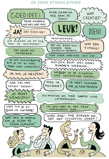 26 ideëen om je creativiteit te stimuleren http://www.zuiverwit.nl/creatief-denken/