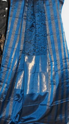 Block Printed and Kalamkari Silks (In house Printing) - 101492222570340556452 - Picasa Web Albums
