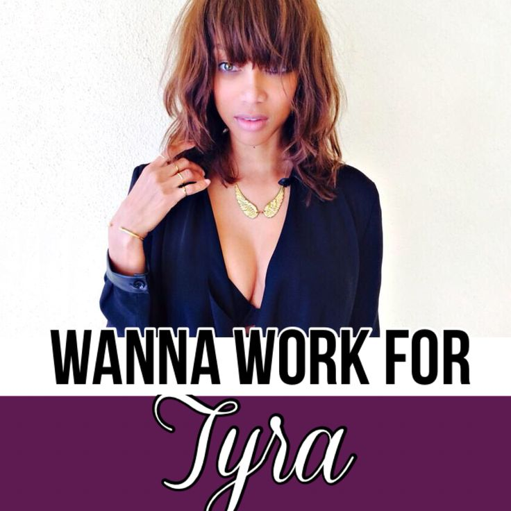 Join Tyra's team and become your own boss! http://www.girlratesworld.com/beautytainer-tyra-banks-makeup-line/