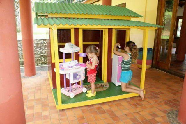 Foto de Pousada Das Cachoeiras em  Ubatuba/SP:  Casa de boneca