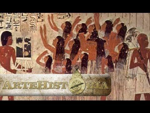Las Tumbas Egipcias - ArteHistoria - YouTube