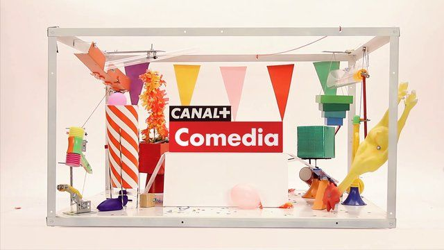 ☆☆ CANAL PLUS COMEDY 2013