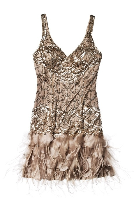 20s themed wedding bridesmaid dresses? Umm yes