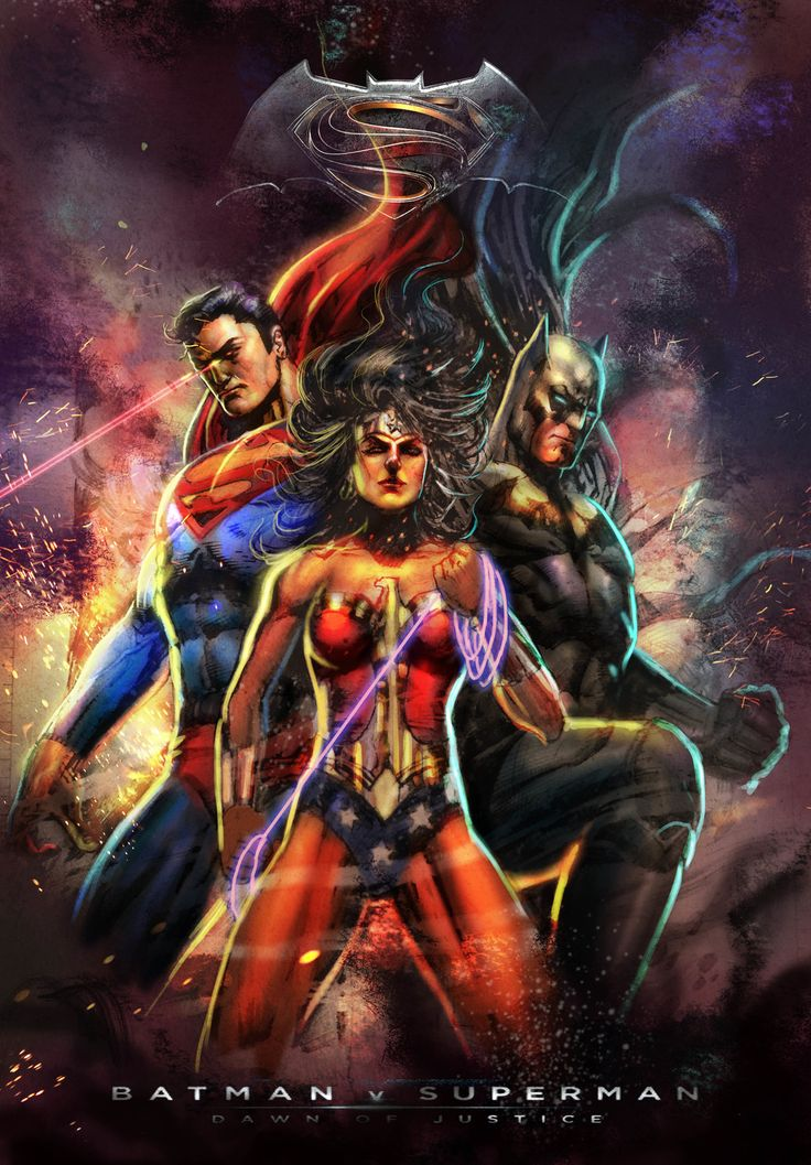 Dc Comics Fans : Best trinity images on pinterest dc comic