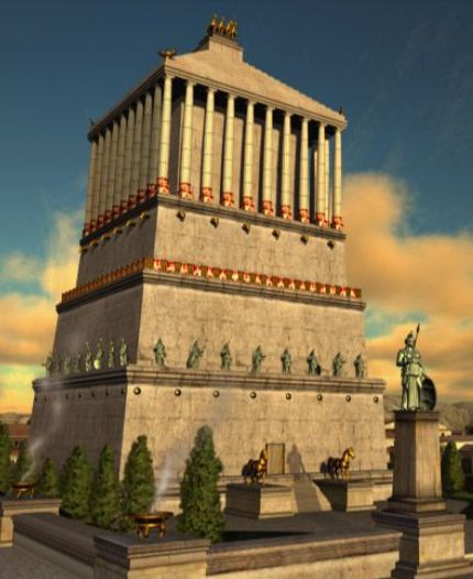 1000+ images about Mausoleum at Halicarnassus on Pinterest ...
