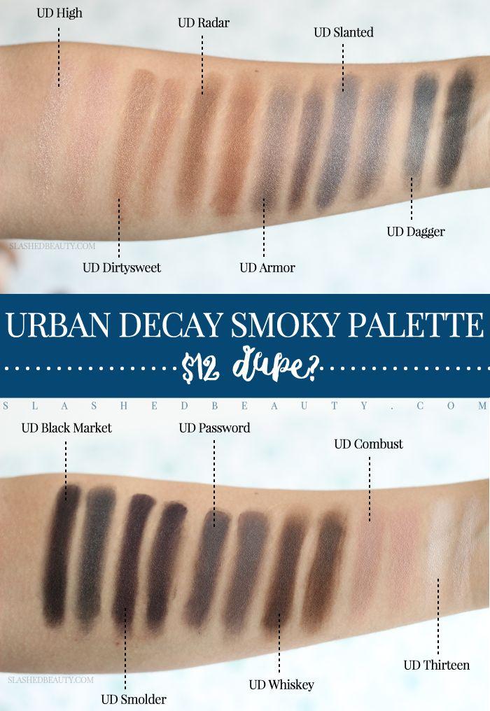 Ist die kultige Smokey-Palette von Makeup Revolution tatsächlich eine Naked Smo …   – Bloggers We Love