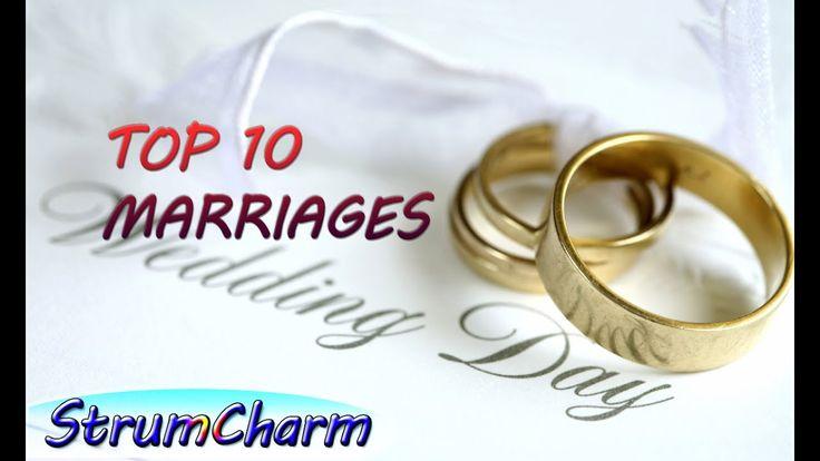 Top 10 Longest Marriages - (Just Say You Won't Let Go - James Arthur cov...