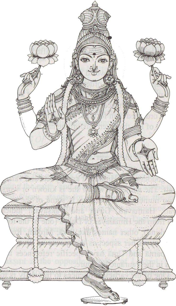 Hindu God - Parvathi