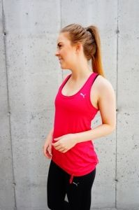 Bilde av Puma Gym Loose Bubble Tank