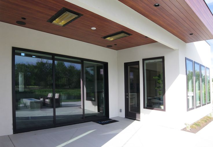 Renovare Model Home. The back of the house has an abundance of natural light and views of the Boise River.