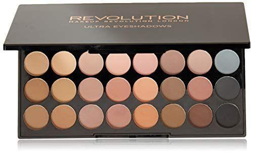 Makeup Revolution Ultra 32 Shade Lidschatten-Palette jmexclusives # Makeup # Ha …   – Make UP
