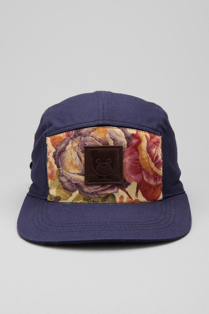 Profound Aesthetic Pattern 5-Panel Hat Online Only