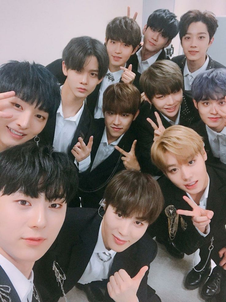 [Wanna One' Day] 1-1=0 'Nothing Without You' Comeback Show 13112017