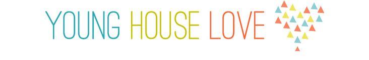 Projects | Young House Love - Everything from sewing, painting used furniture, growing a garden, eco-friendly tips to making baby toys, closet organization, etc....