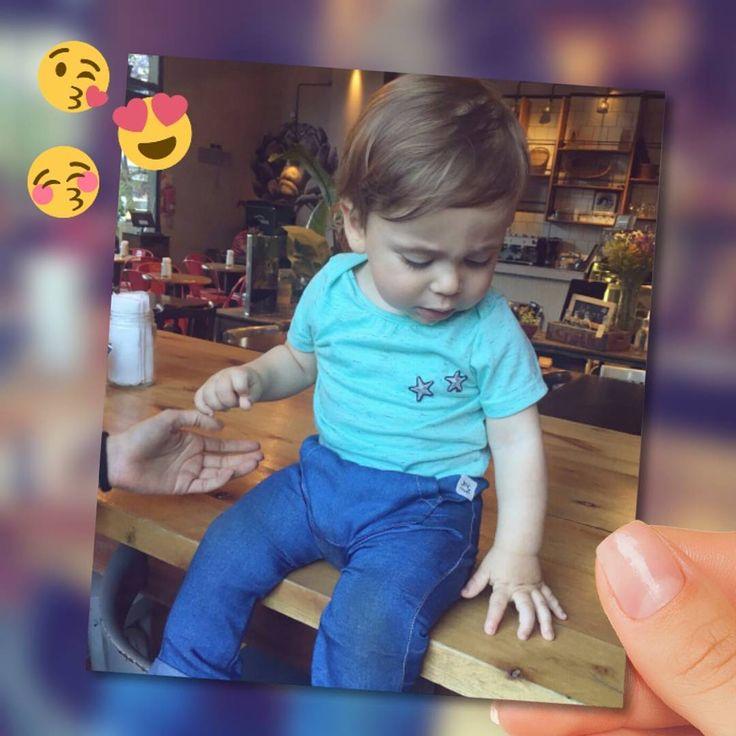 AMAMOS  empezar el SABADO con las fotos que nos llegan de nuestros  Cʟɪᴇɴᴛɪᴛᴏs ғᴇʟɪᴄᴇsEl  littlelook de éste bombón es de #Bermuda símil jean y #Body con apliques  Gracias  ᖴ ᕮ ᒪ I ᑭ ᕮ  . . .#babylove #babystyle #babygirl #babyfashion #babys #babymodel #babyshower #babysitting #babies #babiesofinstagram #babieswithstyle #instababy #instakids