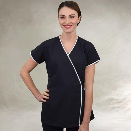 berufsbekleidung spa und wellness kasack,  spa wellness salon uniforms