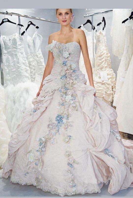134 best Jurken images on Pinterest | Wedding dressses, Marriage ...