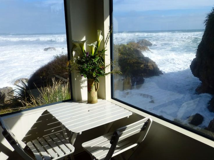 Entire home/apt in Punakaiki, NZ. Looking for the WOW factor? This stunning location will blow you away! A rustic, cosy New Zealand bach. If you want to escape the rat race... this is the place for you! Woodpecker Bay Bach is often fully booked - if your dates are not available - ...