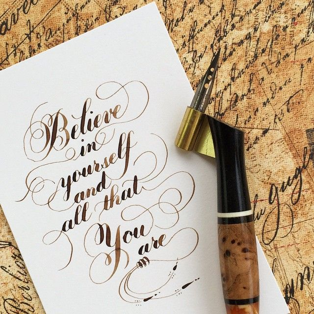 25 best ideas about copperplate calligraphy on pinterest Calligraphy classes near me