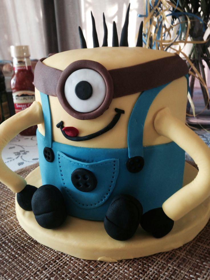 Matty's Minion!