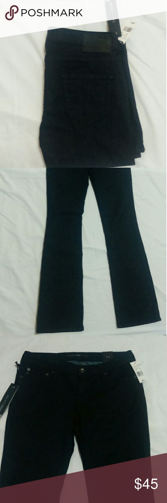 ⏰FLASH SALE Big Star Pride low rise boot 28L Very dark blue jeans, Callisto. Big Star Jeans
