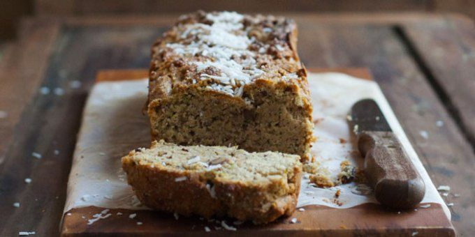 Recipe - Zucchini Coconut Lunchbox Bread