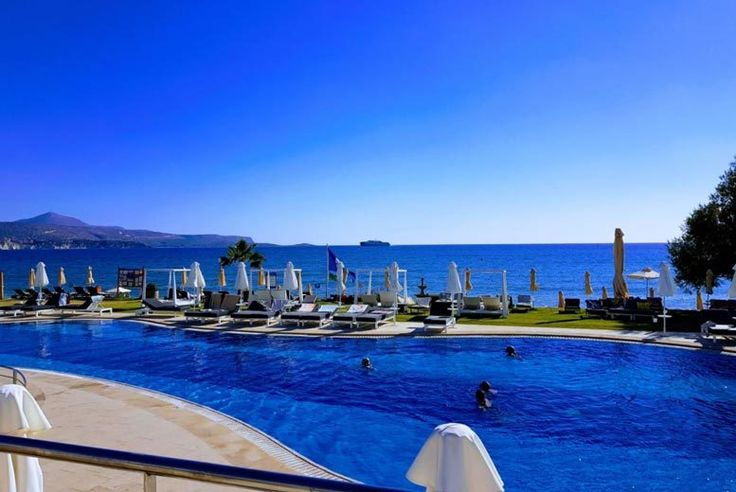 Discount UK Holidays 2017 3, 4 or 7nt 5* All-Inclusive Crete with Flights - Spoil Yourself! From €299pp (from Bargain Late Holidays) for a three-night all-inclusive 5* luxury Crete break with flights, from €349pp for four nights, or from €449pp for seven nights - save up to 36%