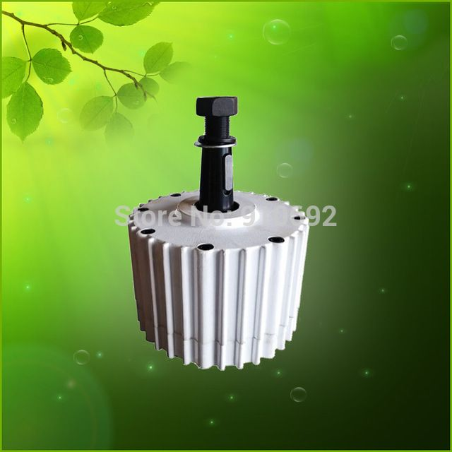 48v 96v, low rpm generator price 1000w generator on promotion