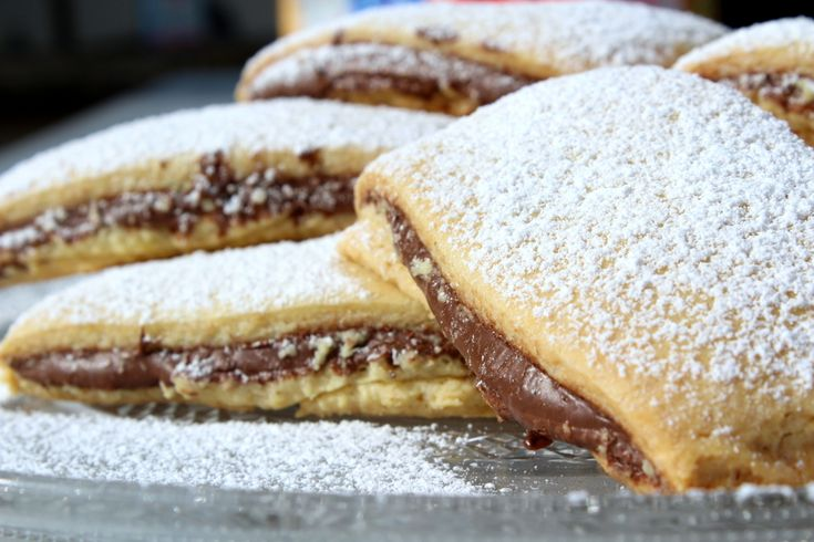 Nascondini alla Nutella delizia del palato! - Powered by @ultimaterecipe