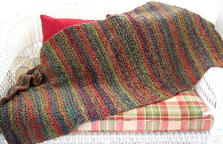 81 Best Images About Crochet Homespun Patterns On