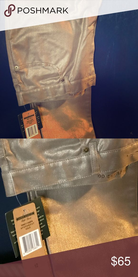 RL gold jeans NWT Speedboat gold NWT offers welcome:) Denim & Supply Ralph Lauren Jeans