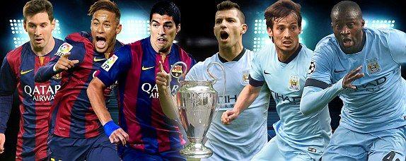 Barcelona vs Manchester City UEFA Champions League LIVE score: Plus Borussia Dortmund vs Juventus | Daily Mail Online