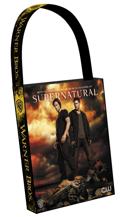 SUPERNATURAL Comic-Con 2012 Swag Bag