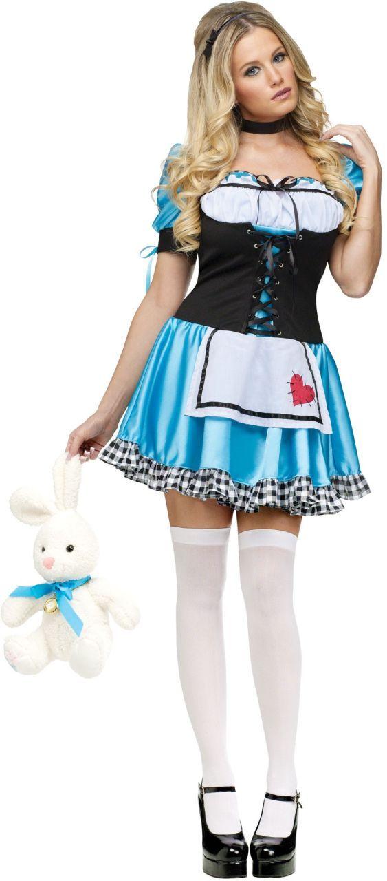 Alice Sexy Adult Costume