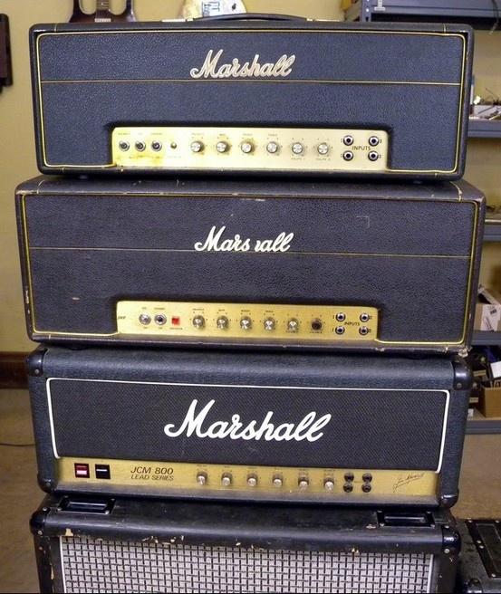 Marshall! Marshall! Marshall!!!