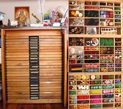 Reader Emails: What To Do With A Printers Tray   A Storied Style   A design blog dedicated to sharing the stories behind the styles we create.