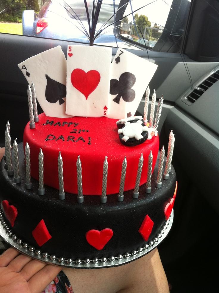 25 Best Ideas About Casino Cakes On Pinterest Vegas