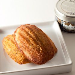 Tea? Cake? Why not both with Earl Grey Madeleines!