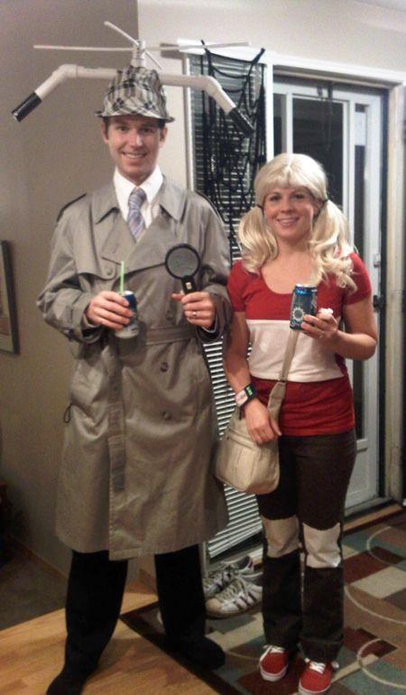 Another halloween costume idea.